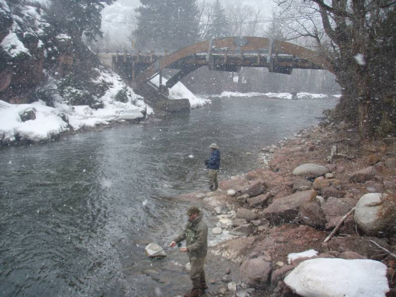 Roaring fork valley and colorado river valley watershed for Aspen fly fishing